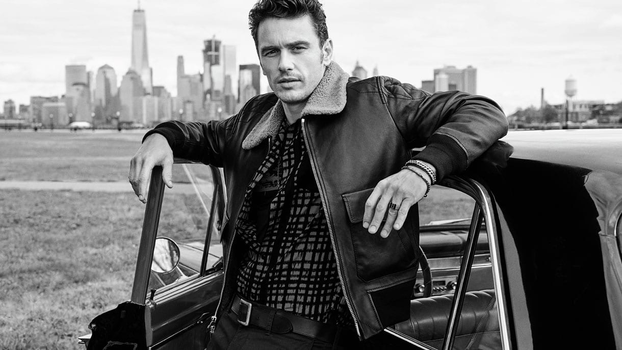 James Franco Coach For Men Fragrance