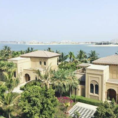 Dubai Travel Diaries - One & Only The Palm