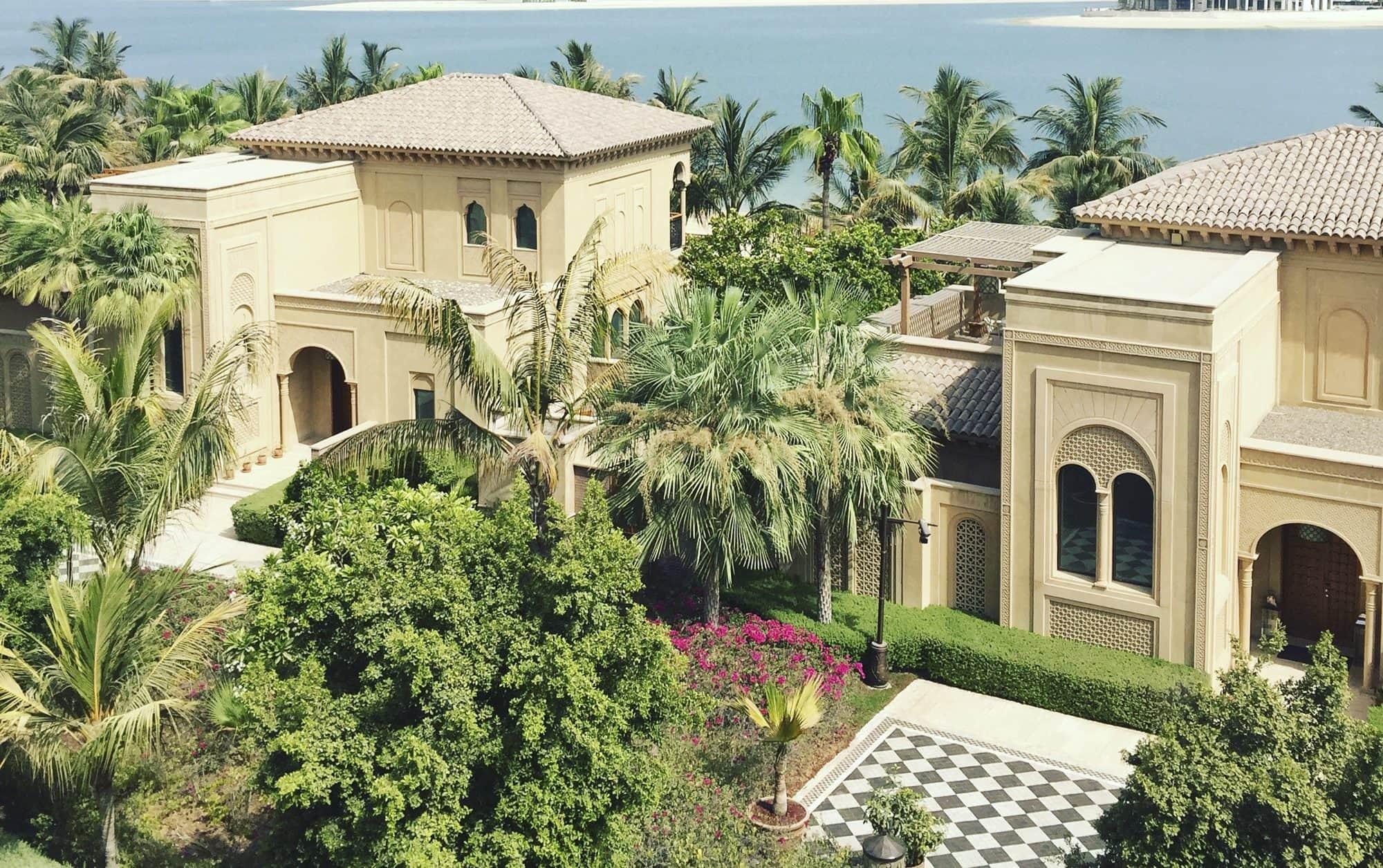 Palm Beach Mansion - One&Only The Palm Dubai