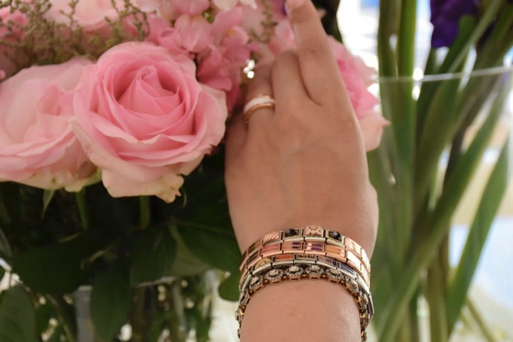 Nomination Rose Gold Bracelet | Luxe Summer Essentials