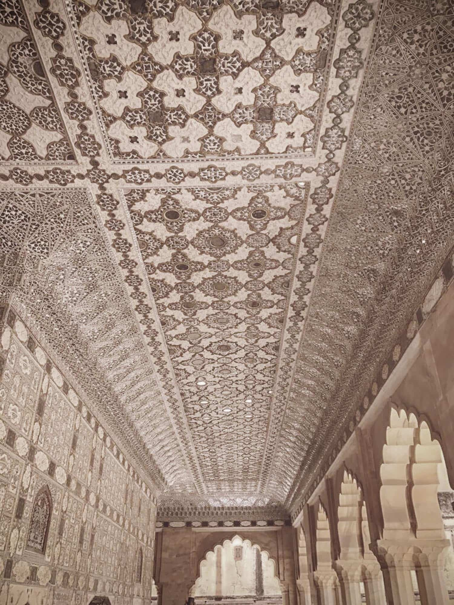 Sheesh Mahal (Hall of Mirrors)