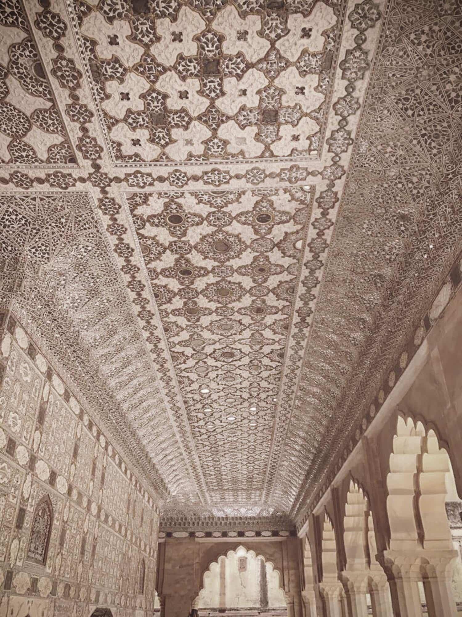 Sheesh Mahal (Hall of Mirrors)