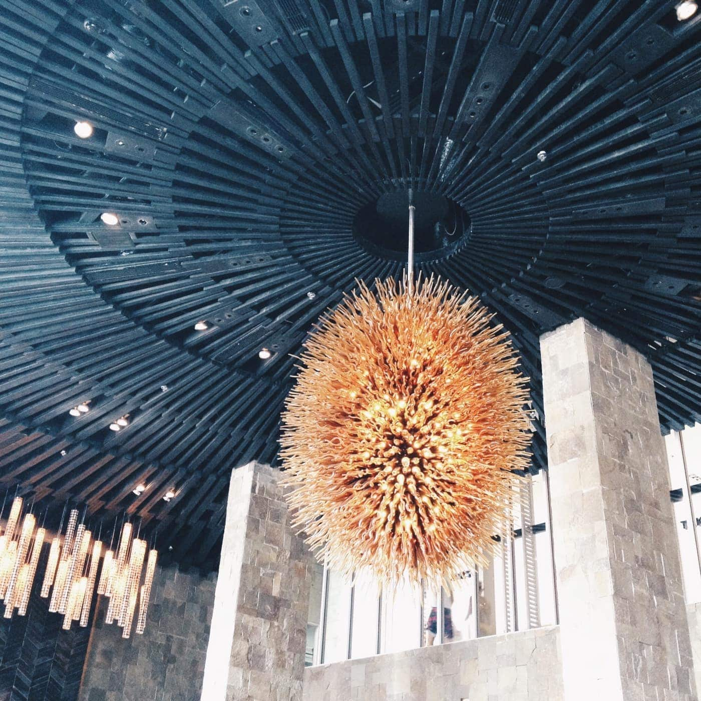 The Fire Restaurant at W Hotel Seminyak