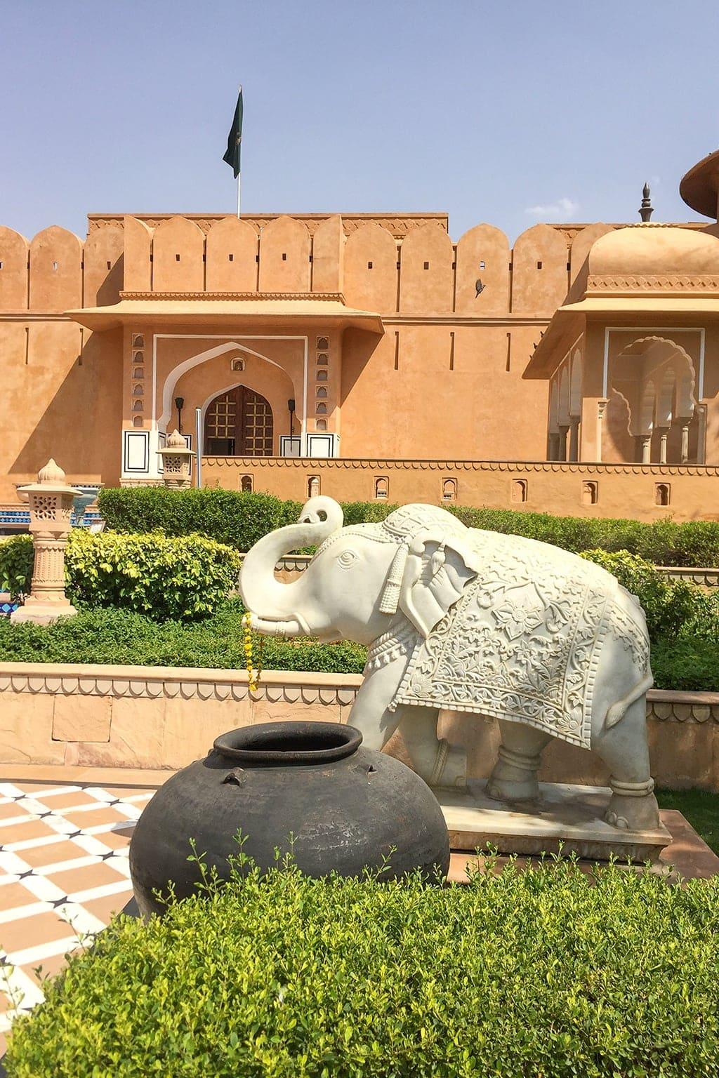 The Oberoi Rajvilās in Jaipur Rajasthan