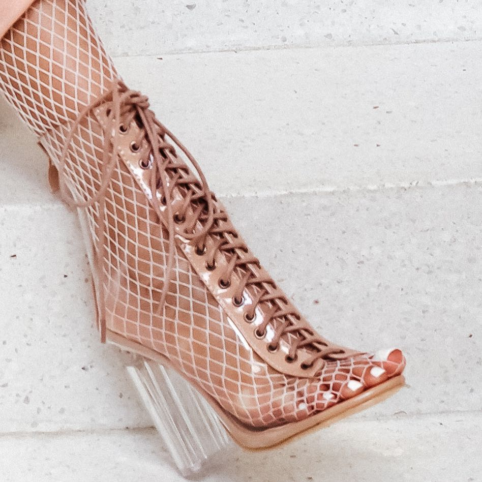 Haute Edit Naked Shoe