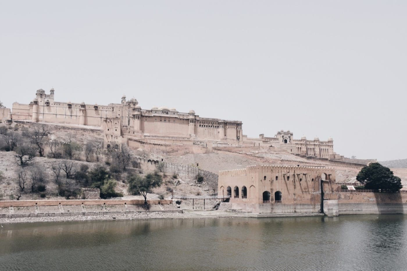 Amber Fort in Amer, Rajasthan