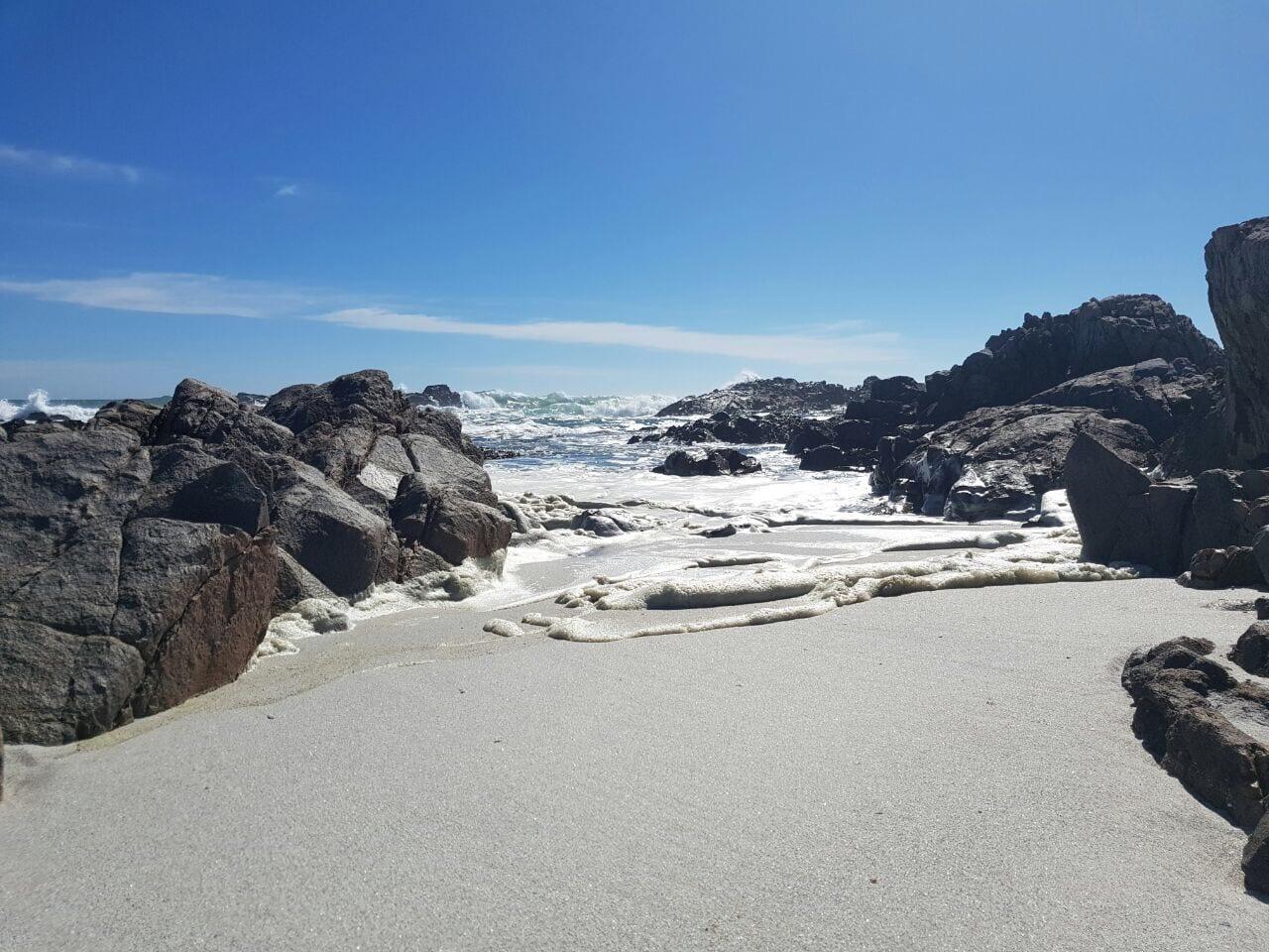 Yzerfontein White Sands Beach House