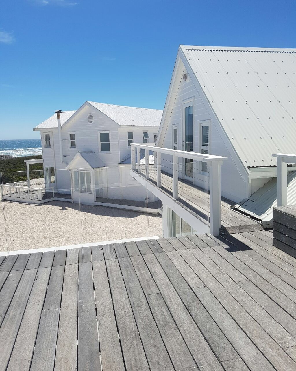 Yzerfontein White Sands Beach House