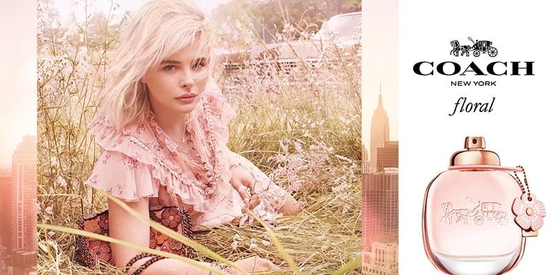 Style Soirée | Coach Floral The Fragrance