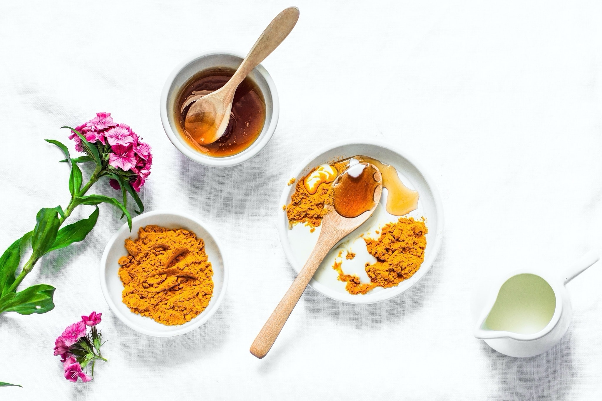 Turmeric Face Mask Recipe with Honey