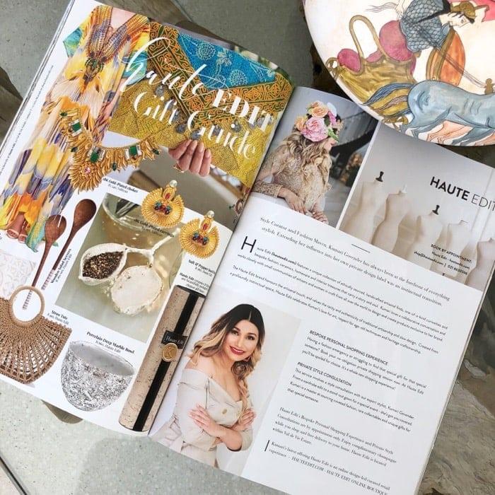 Val de Vie's Grapevine Magazine