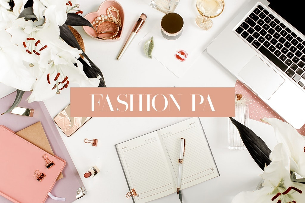 Personal Assistant Fashion PA